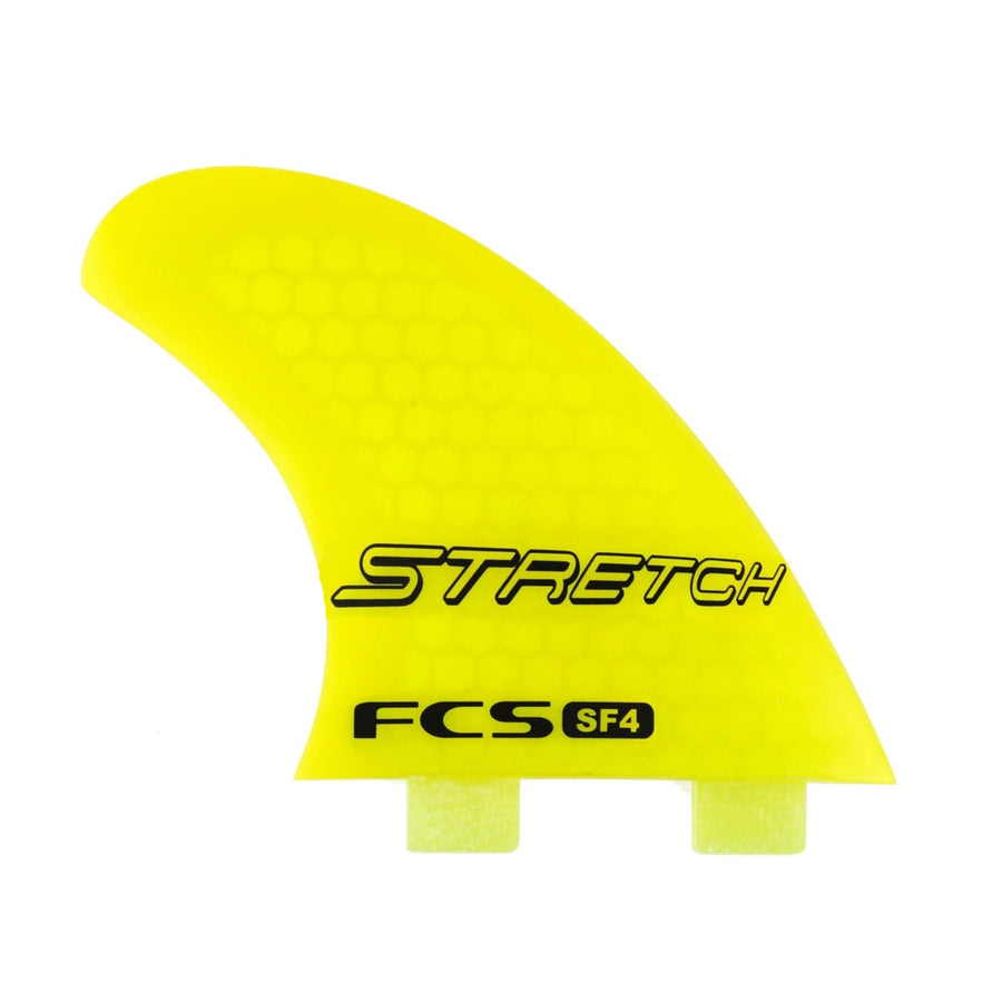 FCS Stretch PC Tri-Quad Fins