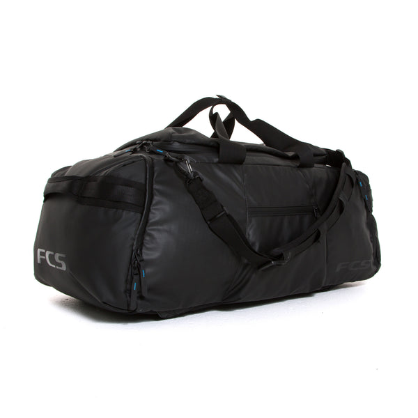 FCS Duffel Travel Bag Black