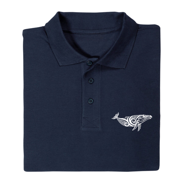 Gowings Whale Trust Polo Shirt