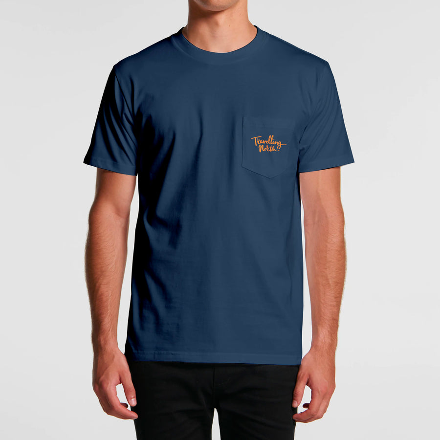 Java Boy Short Sleeve Pocket Tee