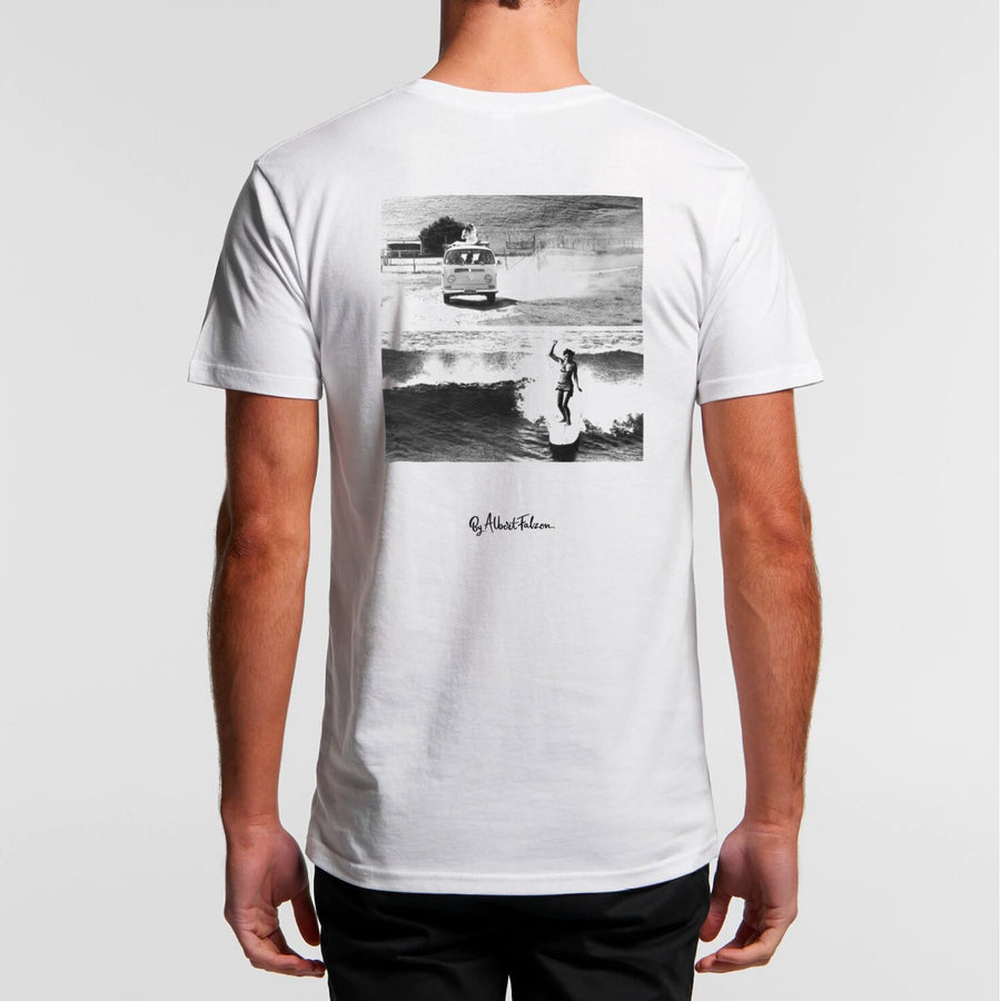 Travelling North Short Sleeve Organic Tee