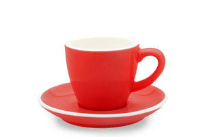 RED 3oz Cup & Saucer
