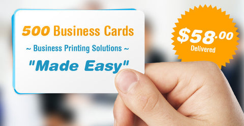 Scanlon digital printing 500 business cards 500 business cards colourmoves