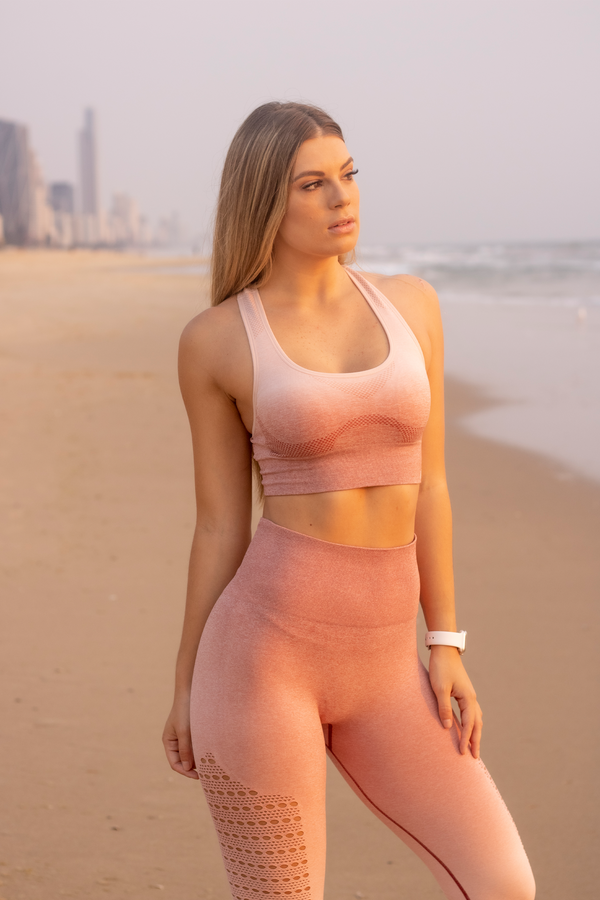 Golden Sunrise activewear
