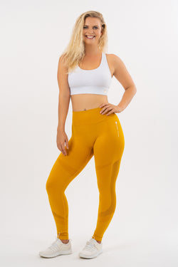 Sunflower Seamless Leggings