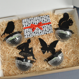 Motorbike Solar Light Wall Plaque