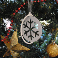 Snowflake 1 Bauble