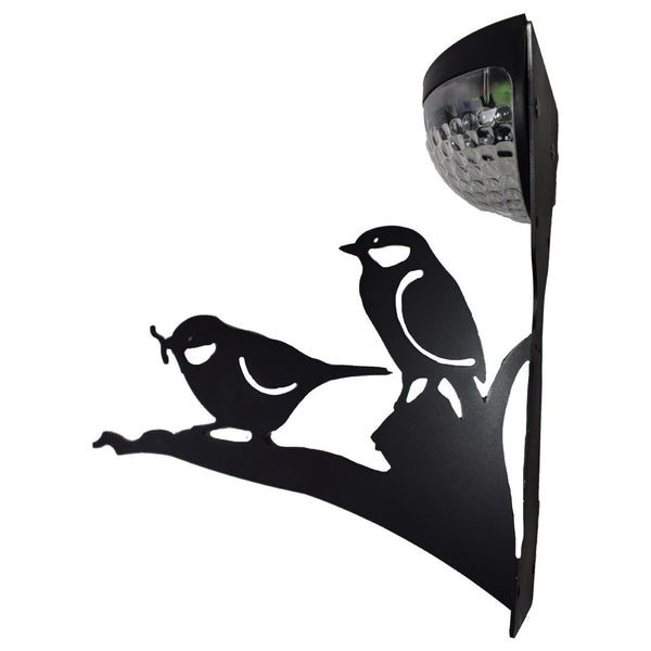 Bird Feeder Bracket With Solar LED Light - Flory's Online
