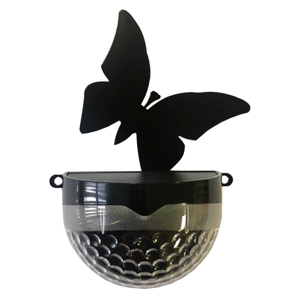 Butterfly Solar Powered LED Light - Flory's Online