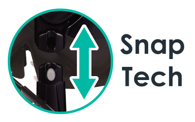 Snap Tech Modular Stroller and Car Seat