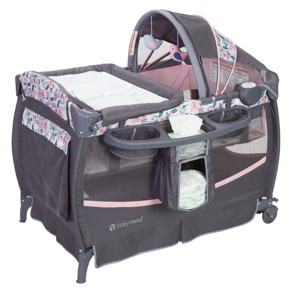 Deluxe II Nursery Center - Bluebell