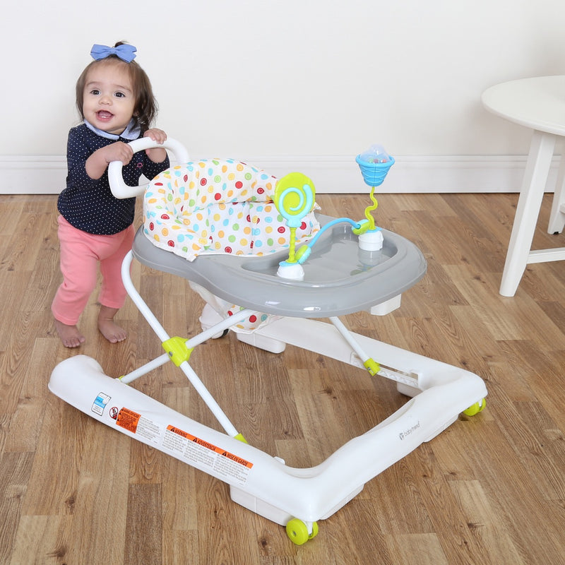 Trend 3.0 Activity Walker with Walk Behind Bar - Sprinkles