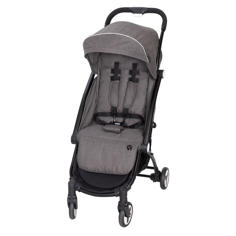 Travel Tot Compact Stroller - Black Stardust