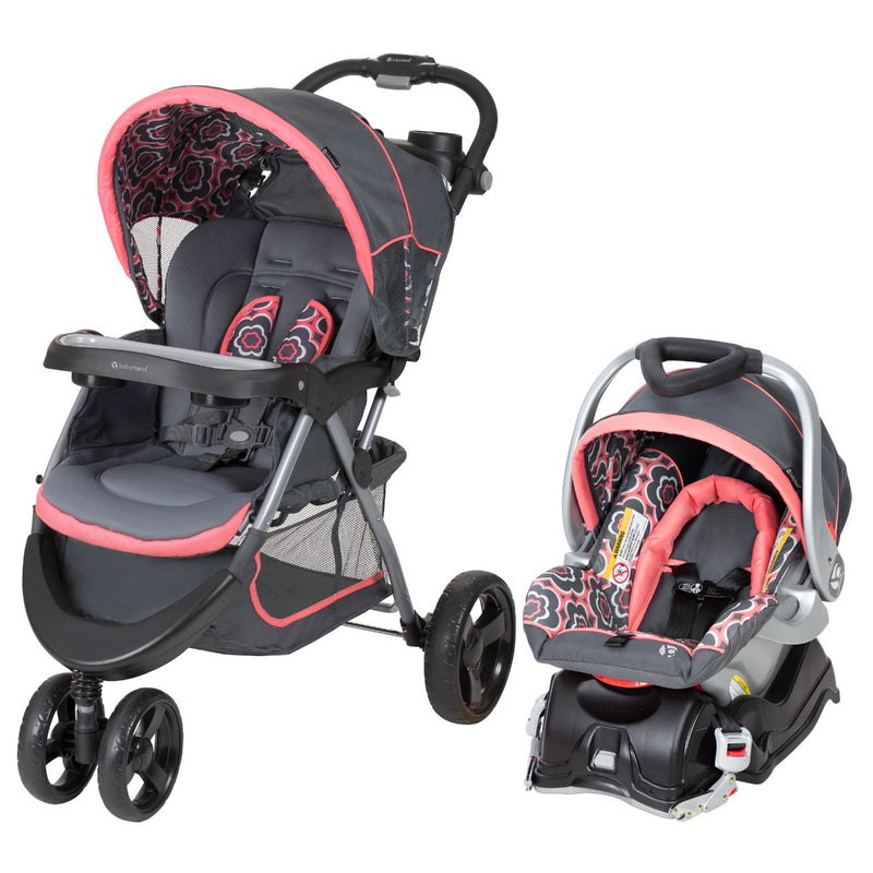 Nexton® Travel System - Coral Floral