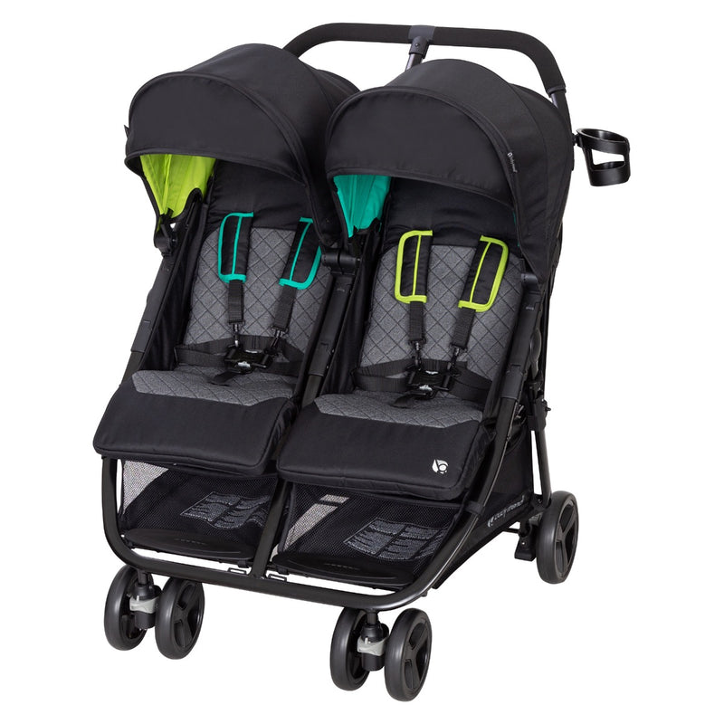 Lightweight Double Stroller - Super Sonic