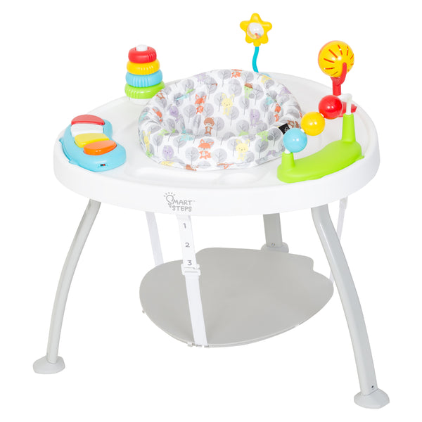 3-in-1 Bounce N Play Activity Center - Woodland Walk  (Walmart Exclusive)