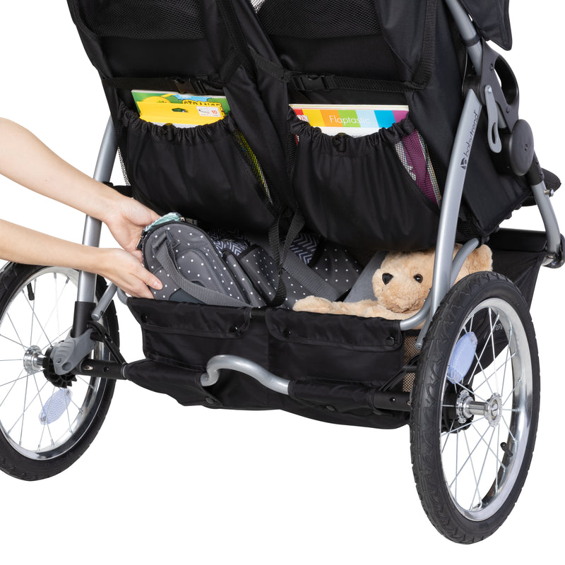 Expedition® EX Double Jogger - Griffin (Walmart Canada Exclusive)