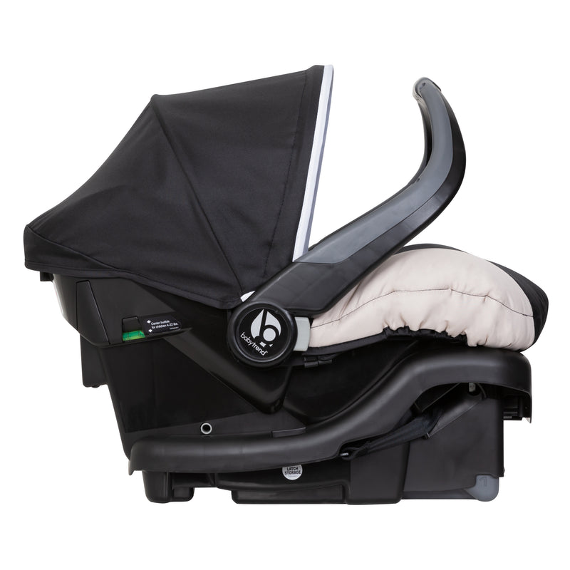 Ally™ 35 Infant Car Seat with Cozy Cover  - Modern Khaki   (VM Innovations Exclusive)