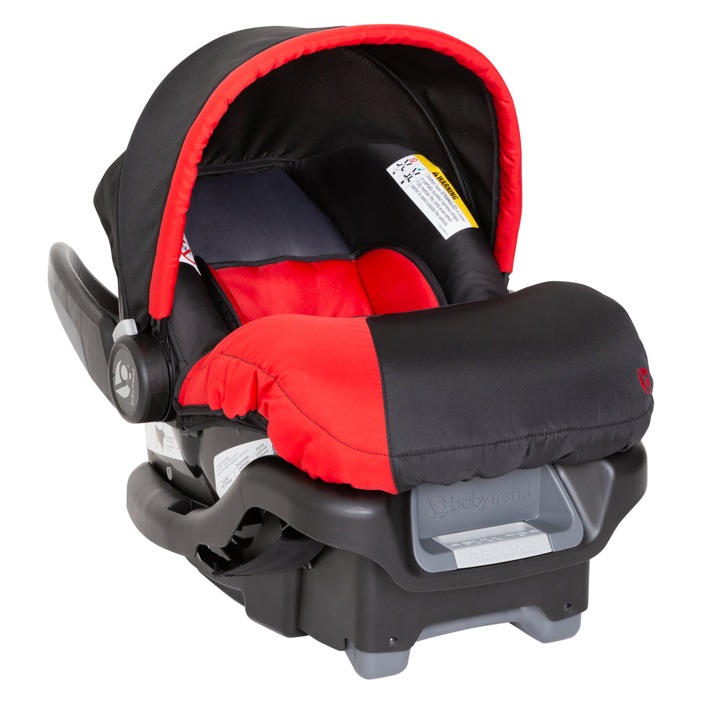 Ally 35 Infant Car Seat With Cozy Cover Mars Red