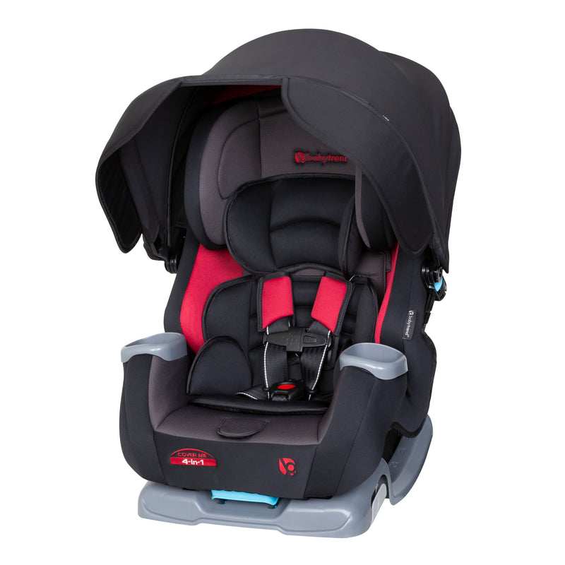 Cover Me™ 4-in-1 Convertible Car Seat