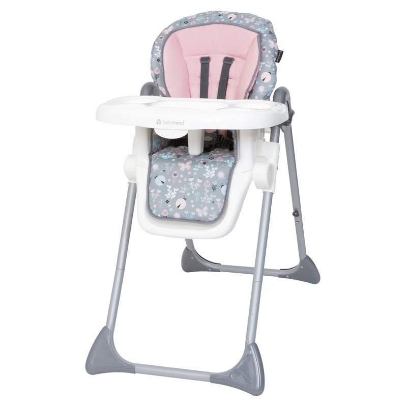 Sit-Right 3-in-1 High Chair - Flutterbye (Walmart Exclusive)