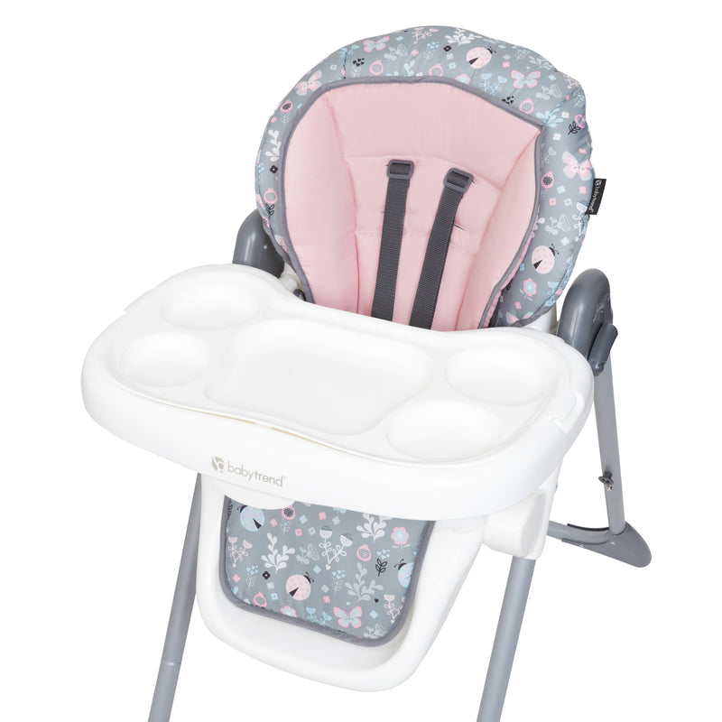 Sit Right 3 In 1 High Chair Flutterbye Walmart Exclusive