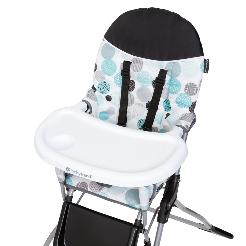 Fast Fold High Chair - Circle Pop (Toys R Us Canada Exclusive)