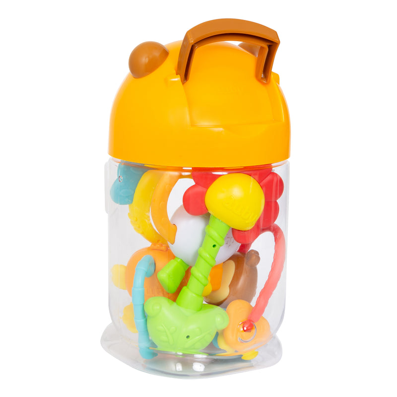 Tiny Nibbles 5-Pack Teethers by Smart Steps™