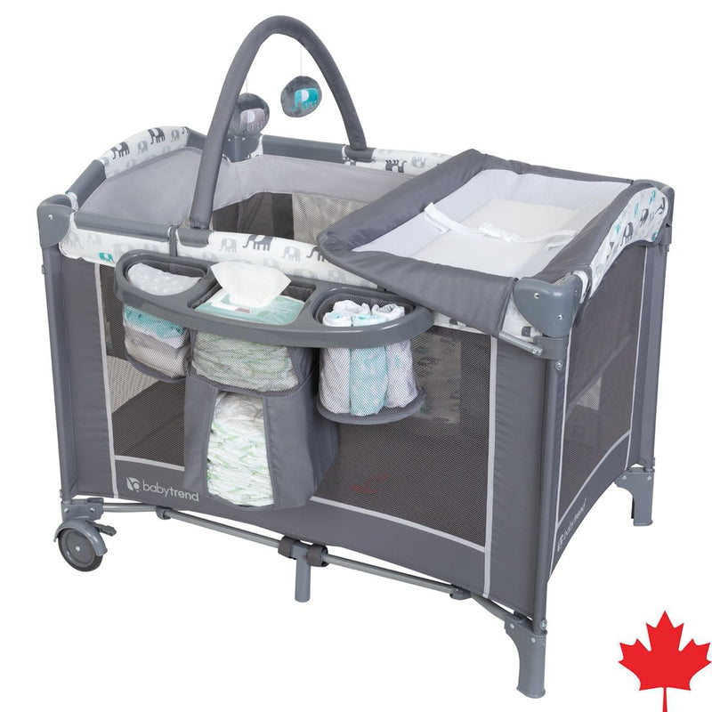 EZ Rest® Deluxe Nursery Center - Bailee (Toys R Us Canada Exclusive)
