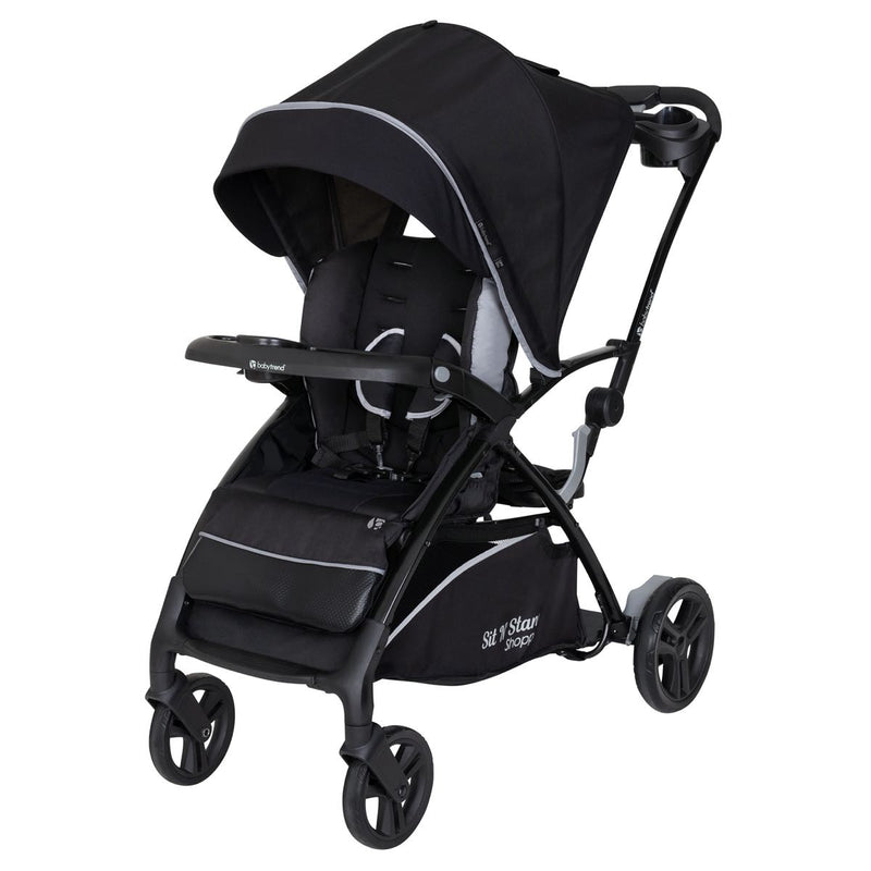 Sit N Stand® 5-in-1 Shopper Stroller