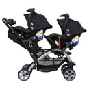 Sit N' Stand® Double Stroller - Modern Khaki    (VM Innovations Exclusive)