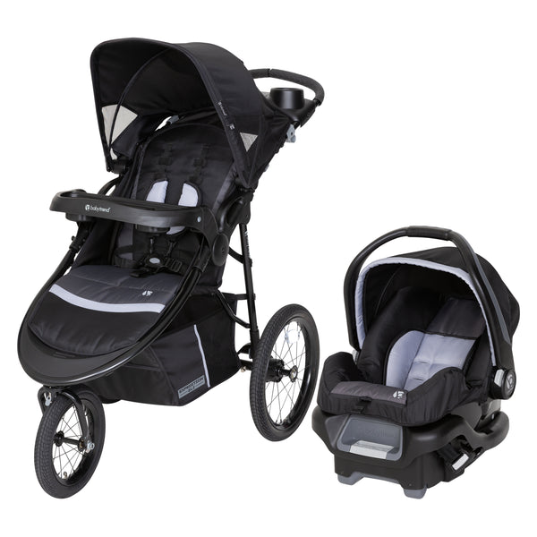 Expedition® DLX Jogger Travel System - Sports Grey (Target Exclusive)