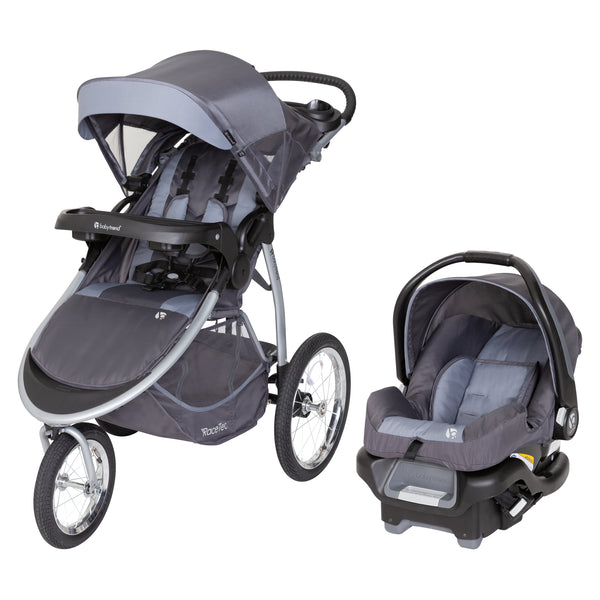 Expedition® Race Tec™ Jogger Travel System - Ultra Grey