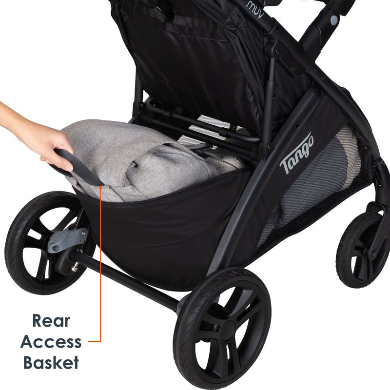MUV® Tango™ Pro Travel System - Caviar (buybuy BABY Exclusive)