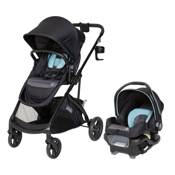 Sonar™ Switch Modular Travel System - Desert Blue  (Walmart Exclusive)