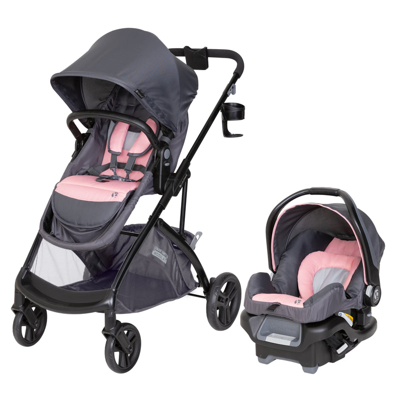 Sonar™ Switch Modular Travel System - Desert Pink (Walmart Exclusive)