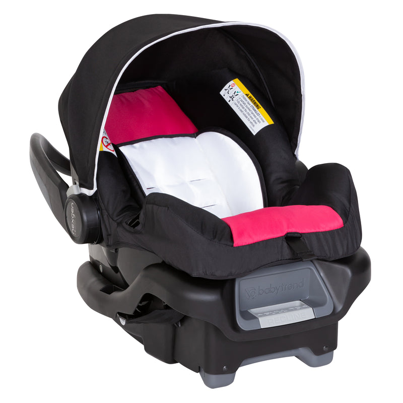 NexGen Ride N' Roll Travel System - Electric Pink (Amazon Exclusive)