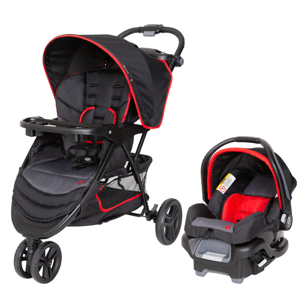 EZ Ride Travel System - Mars Red (Walmart Exclusive)