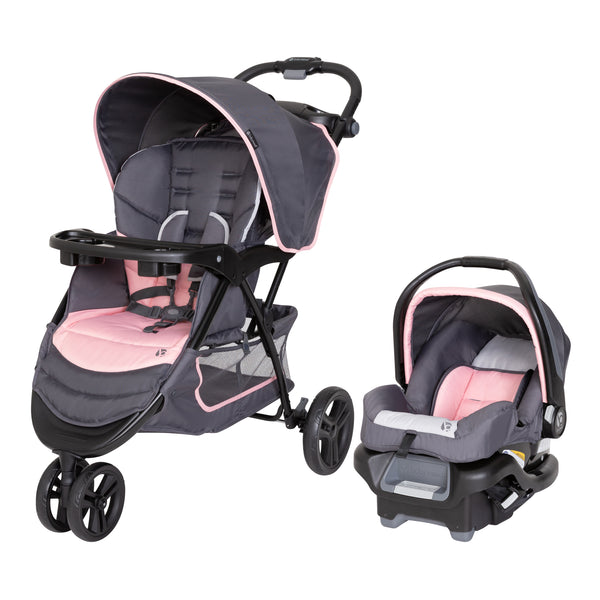 EZ Ride Travel System - Flamingo (Walmart Exclusive)