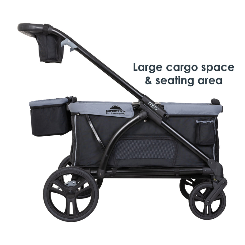 MUV® Expedition® 2-in-1 Stroller Wagon PRO - Equinox  (buybuy BABY Exclusive)
