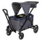 Expedition® 2-in-1 Stroller Wagon - Smoke Navy (Target Exclusive)
