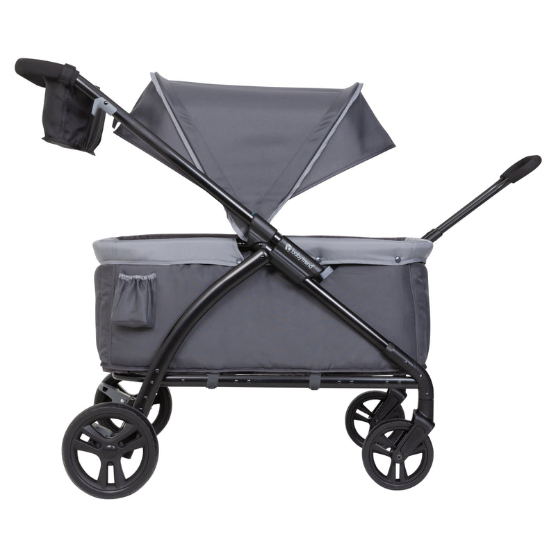 Tour™ LTE 2-in-1 Stroller Wagon - Desert Grey  (Walmart Exclusive)