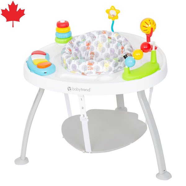 3-in-1 Bounce N Play Activity Center - Woodland Walk