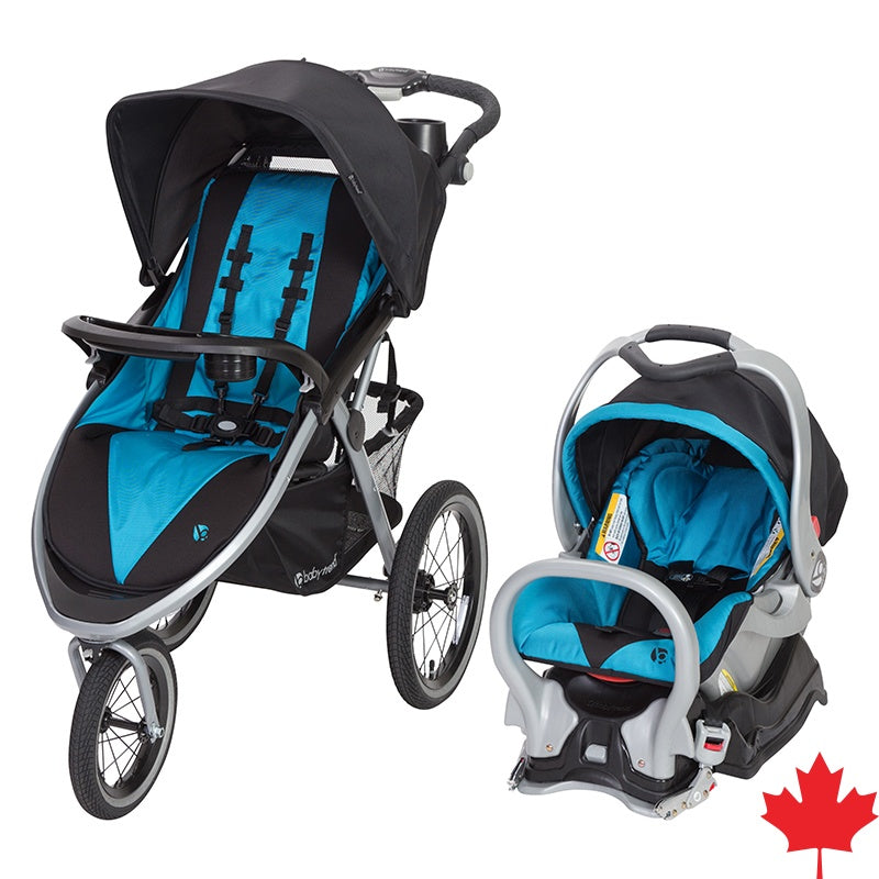 Baby Trend Expedition Premiere Jogger Travel System ...