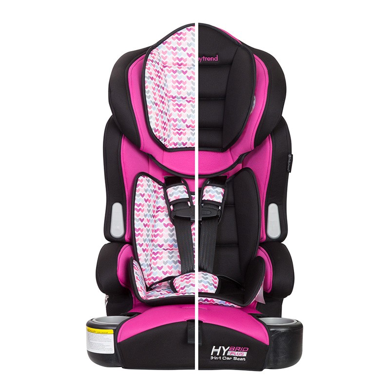 Hybrid Plus 3-in-1 Car Seat - Olivia