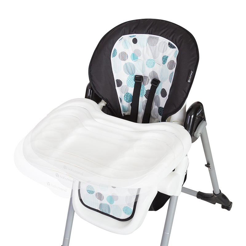 Trend High Chair - Circle Pop (Burlington Exclusive)