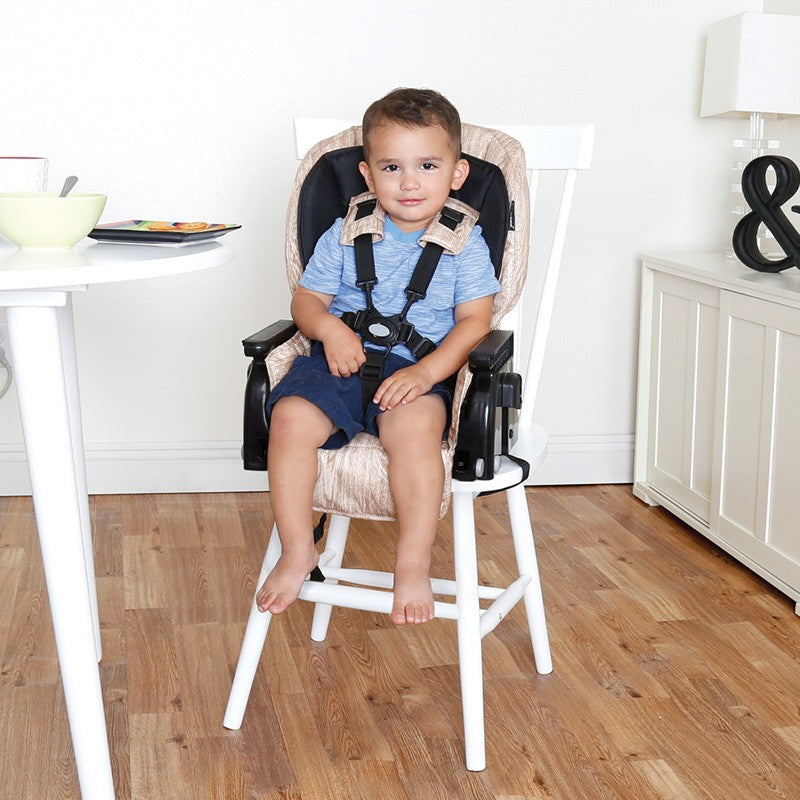 Kid Cafe Snap Fit 3-in-1 High Chair - Organic Birch