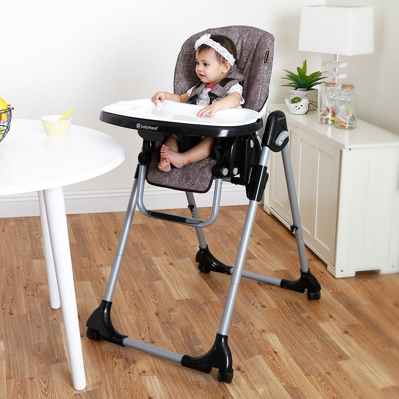 A La Mode Snap Gear 5-in-1 High Chair - Java (Target Exclusive)