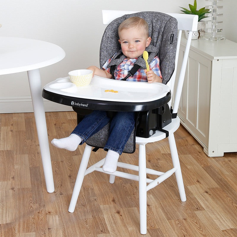 A La Mode Snap Gear 5-in-1 High Chair - Java (Walmart Canada Exclusive)
