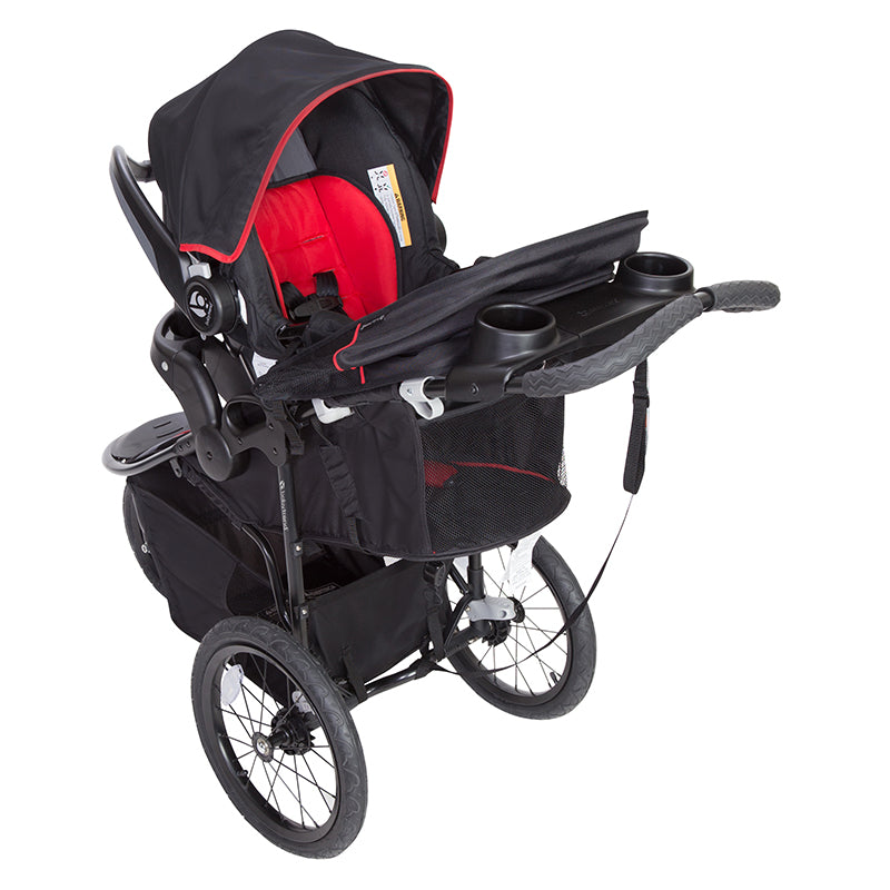 Pathway 35 Jogger - Optic Red